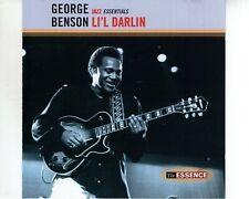 CD GEORGE BENSONli'l darlin1991 EX+ (A3615)