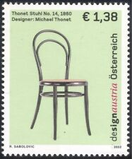 Austria 2002 Furniture Design/Chair/Business/Commerce/Art/Craft 1v (at1033)