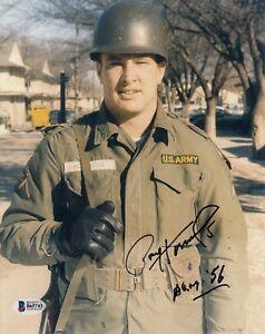 Paul Hornung #1   Signed 8x10 Photo Beckett Certified Green Bay Packers 042918