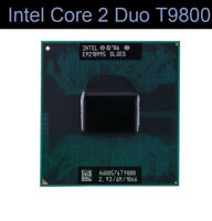 Intel Core 2 Duo T9800 SLGES 2.93 GHz 1066 MHz Dual-Core CPU Processor ARMG