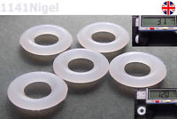 12mm OD  3.1mm CS O Rings Seal Silicone VMQ Sealing O-rings Washers