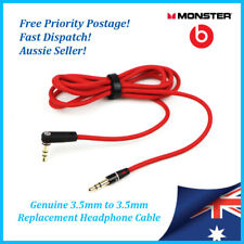 Beats by Dre / Monster GENUINE Headphone Cable - 3.5mm Right Angle, Solo, Studio