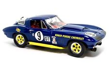 Exoto 1/18 1966 Exoto Corvette Sting Ray Competition Class Winner MTB00073