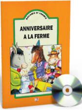 Raconte Et Chante: Les Amis De La Ferme - Pupil's Book (Italian Edition) by