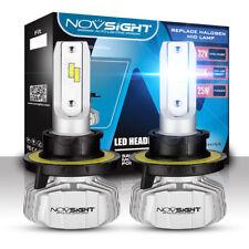 NIGHTEYE H13 9008 LED Headlight Kit 10000LM 6500K 50W Hi/Lo Beam Xenon Bulbs