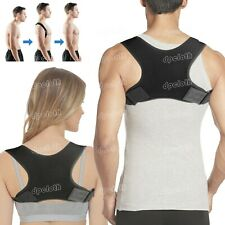 Posture corrector back and shoulders for men and women girdle for pain (l)