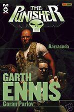 THE PUNISHER - GARTH ENNIS COLLECTION: BARRACUDA (Panini Comics, 2012)