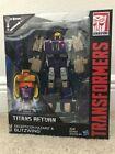 Transformers Generations Titans Return Hazard and Blitzwing - MoSC
