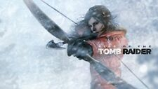 POSTER RISE OF THE TOMB RAIDER LARA CROFT PS3 FOTO XBOX 360 SEXY HOT FOTO GAME 5