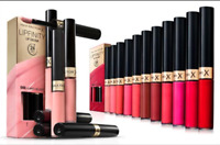 Max Factor Lipfinity Lip Color Lipstick Long Lasting Glossy Finish CHOOSE SHADE