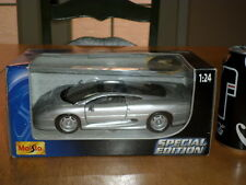 Jaguar Xj220 Sport Car, Maisto Toys - Die Cast Metal Model Car Toy, Scale 1/24
