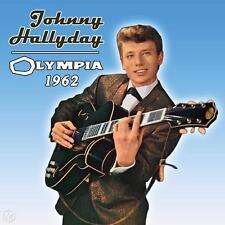 CD Johnny Hallyday Olympia 62 NEUF