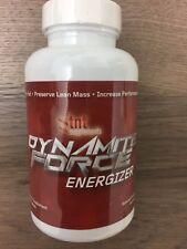 Dynamite Force Energizer  - Burn Fat - TNT Supplements - 130 Tablets