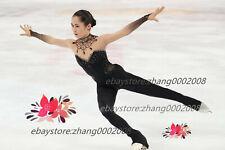 Ice Figure Skating Unitard/AcrobaticsGymna stics Suit/Dance Circus Body Jumpsuit