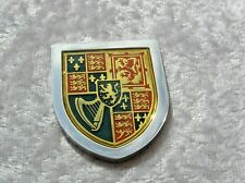 THE COATS OF ARMS OF THE GREAT MONARCHS INGOT WILLIAM III MARY II FRANKLIN MINT