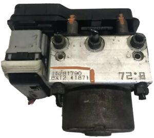 2007 Chevrolet Colorado 3.7L A/T ABS Anti Lock Brake Pump   15281790