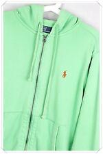 Polo Ralph Lauren Men's Zipped Cotton Blend Hoodie Sweatshirt Size M