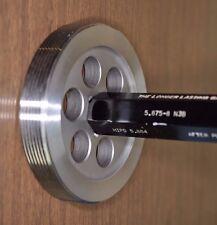 5-7/8 x 8 N-3B Thread Plug Gage ~ NO/GO ONLY - 5.875 - 8 TPI - Hemco