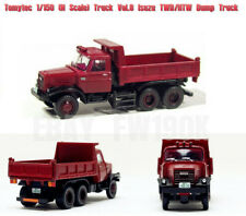 Tomytec 1/150 (N Scale) Truck Vol.8 - Isuzu TWD / HTW Dump Truck