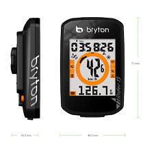 Bryton Rider 15E GPS Bike Bicycle Cycling Bluetooth Wireless Auto Sync Computer