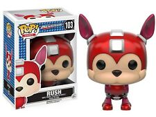 Figurine - Pop! Games - Mega Man - Rush - Vinyl Figure - Funko