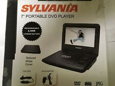 Sylvania Portable DVD and Media Player sale, various models, gift idea