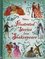 New Usborne Illustrated Stories from Shakespeare Padded Cover Book