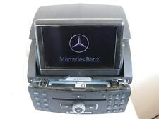 Mercedes Comand NTG4 W204 C Class Sat Nav Single CD Navigation system