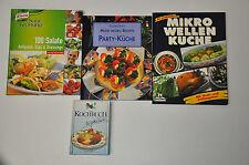 Kochbuch Bücherpaket: 4x Das Kochbuch der guten Küche, Party-Küche,...