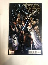 Star Wars (2015) # 1 (NM) 1:50 J Scott Campbell Connecting Variant