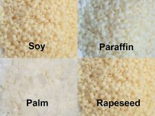 Soy, Paraffin, Rapeseed, Palm, Container, Pillar - Choose Wax * 500g 1kg 2kg