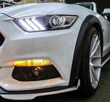 Mustang 2012 2013 2014 2015 2016 2017 v6 gt ecoboost Splitter