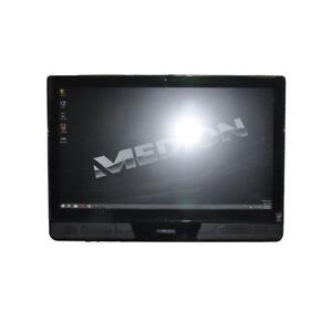 Medion E5005 AIO PC Intel J2850@2.4GHz CPU 500GB HDD 4G RAM Win 8.1
