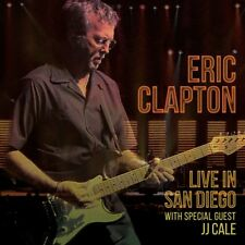 Live in San Diego [Slipcase] by Eric Clapton (CD, Sep-2016, 2 Discs, Rhino (Labe