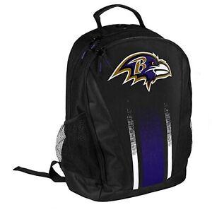 NFL Stripe Backpack Baltimore Ravens