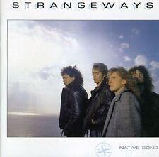 Strangeways - Native Sons [New CD] Jewel Case Packaging
