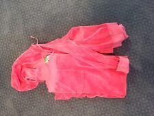 Velor Juicy Jumpsuit Hot pink