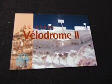 OM MARSEILLE LE STADE VELODROME 2  DROIT AU BUT ALBUM CARD CARTE PANINI 1996