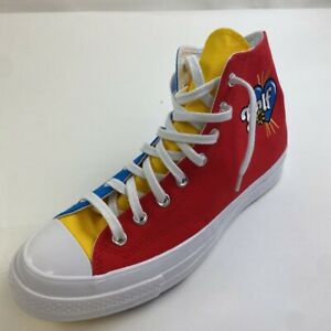 Converse Golf Wang Chuck Taylor 70 Unisex Sneakers Red 169910C M 10 W 12 New