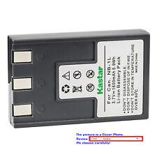 Kastar Replacement Battery for NB-1L NB-1LH CB-2L Canon Digital IXUS 500 Camera