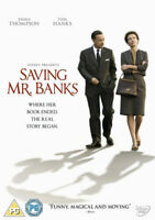 Saving Mr Banks - Tom Hanks DVD New & Sealed 8717418419066