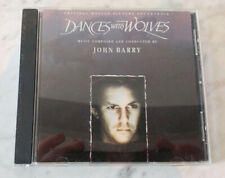 CD - Soundtrack - Dances With Wolves - By John Barry