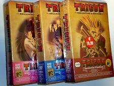 TRIGUN  SERIE COMPLETA NUOVI 3  BOX  6 DVD