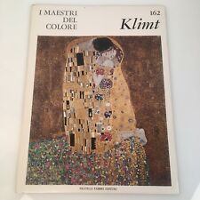 I maestri del colore Klimt (n.162) Fabbri Editori 1966 prima edizione