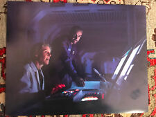 """Outland 1981 Warner Brothers Sci-Fi lobby card 11x14"""" Sean Connery"""