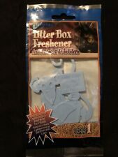Cat Litter Box Freshener Mouse Rat Hey Cat Hurry It Up Let's Go Sign Toy