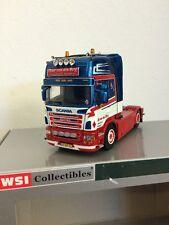 WSI 1:50 Scania Topline Peter van der Berg Holland ausverkauft SZM