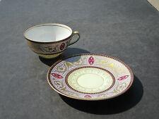 Beautiful VTG Austria Marked Porcelain Cup & Saucer Set