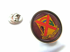 108th Cavalry Regiment US Army Lapel Pin Badge Gift