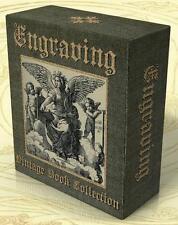 ENGRAVING / PRINTMAKING 84 Vintage Books on DVD-Rom Wood-Engraving Copperplate